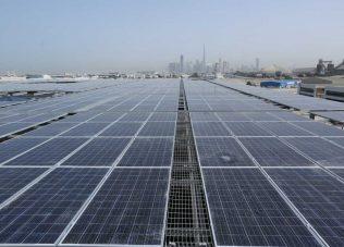 Dubai's solar market continues to set records