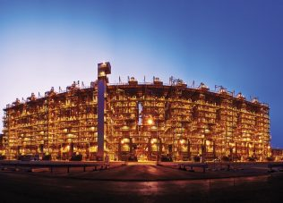 Petrochemicals industry is starting to evolve