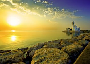 Saudi Arabia's Tourism Plans offer hope for Contractors