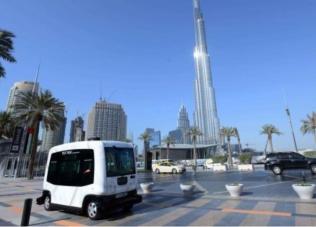 UAE among world's most prepared for autonomous vehicles