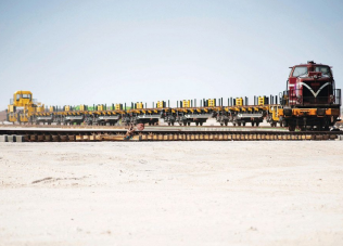 Official confirms Etihad Rail stage 2 tender release
