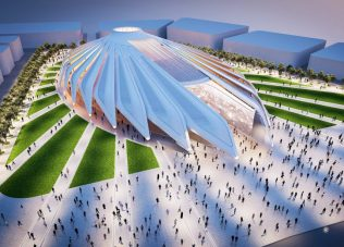 Dubai's Expo 2020 pavilions offer opportunities for contractors