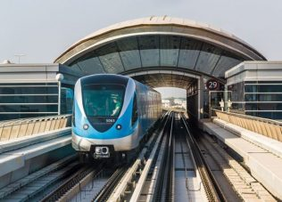 Emaar working on Dubai airport metro link