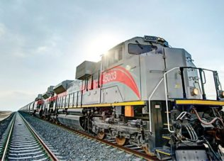 Etihad railway to drive logistics growth