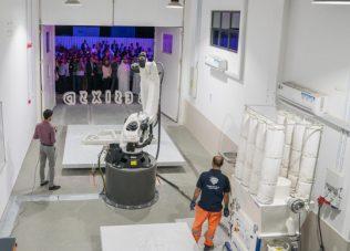 Besix opens 3D concrete printing studio in Dubai