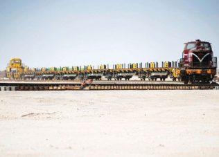 Abu Dhabi receives bids for next Etihad rail package