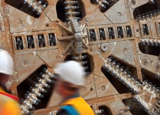 Dubai prepares deep sewage tunnel tenders