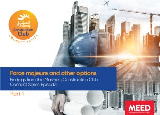 CONNECT SERIES: Force majeure and other options in construction