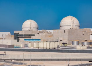 ADQ takes control of Emirates Nuclear Energy Company